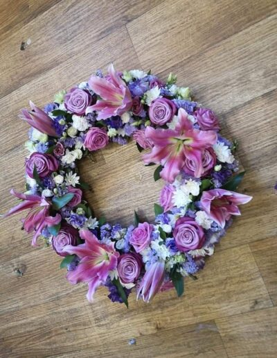 Floral Tribute - Wreath